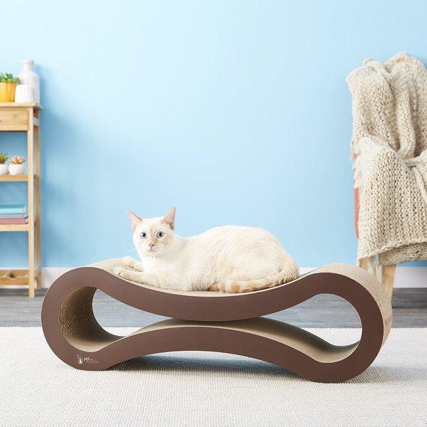 PetFusion Ultimate Cat Scratcher Lounge