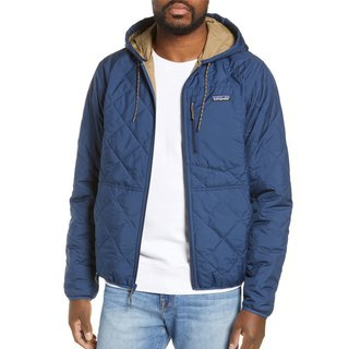 Patagonia Thermogreen Insulated Recycled Ripstop Hooded Jacket
