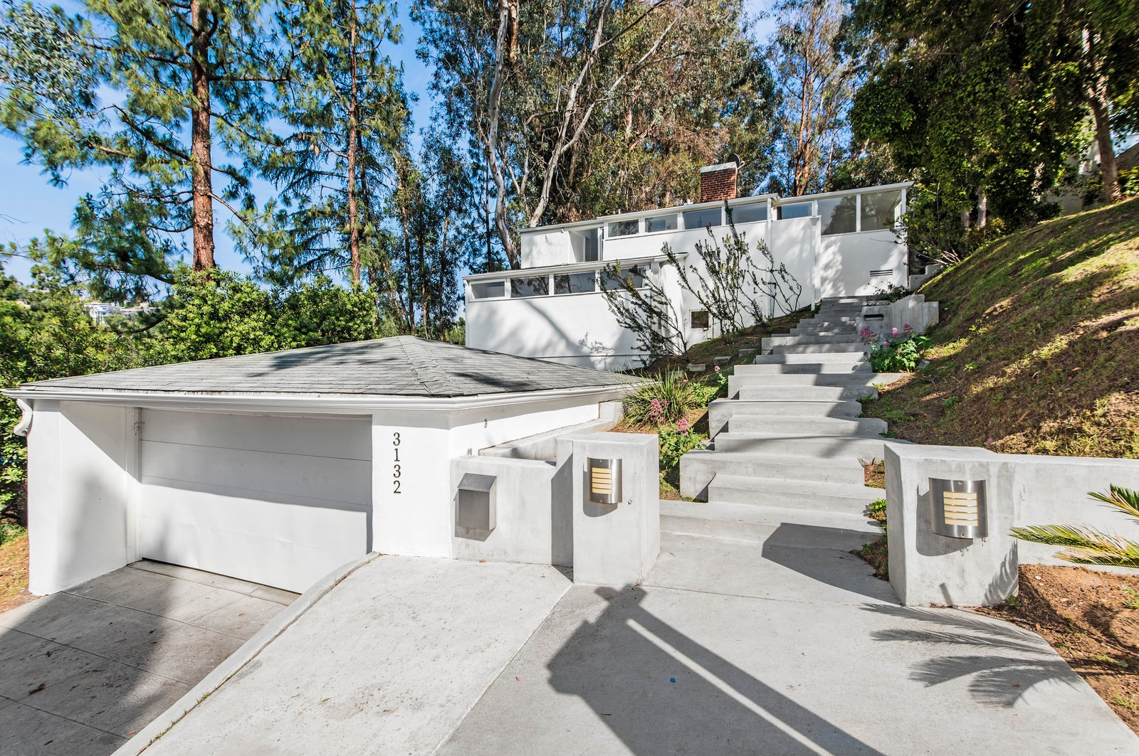 Photo 1 of 9 in The Historic Margaret and Harry Hay House in the Hollywood Hills Lists For $1.25M