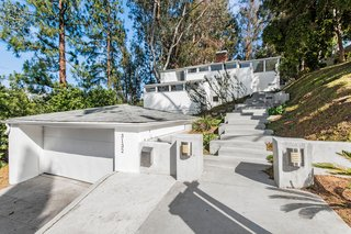 The Historic Margaret and Harry Hay House in the Hollywood Hills Lists For $1.25M