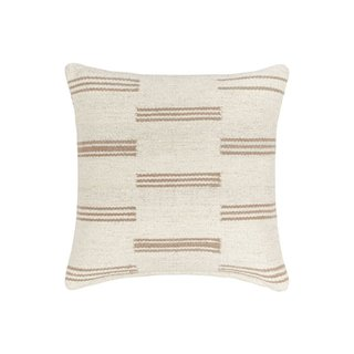 Lulu & Georgia Stripe Break Throw Pillow