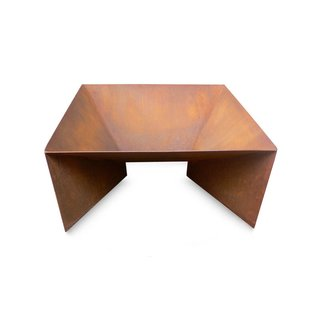 Plodes Geometric Fire Pit