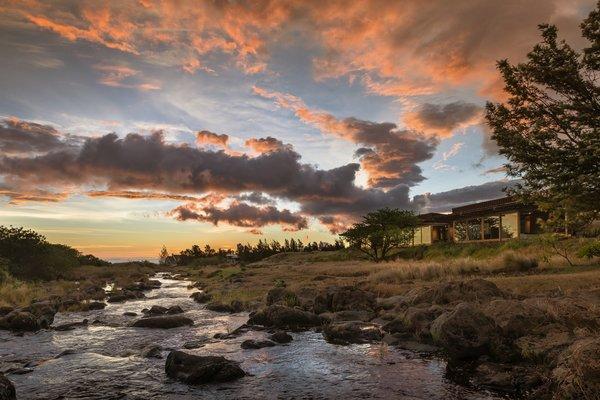 A Hawaii Island Home Built to Embrace an Unforgiving Landscape Asks $3.4M