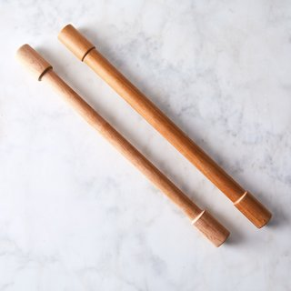 JK Adams Lovely Baking Rolling Pin Set