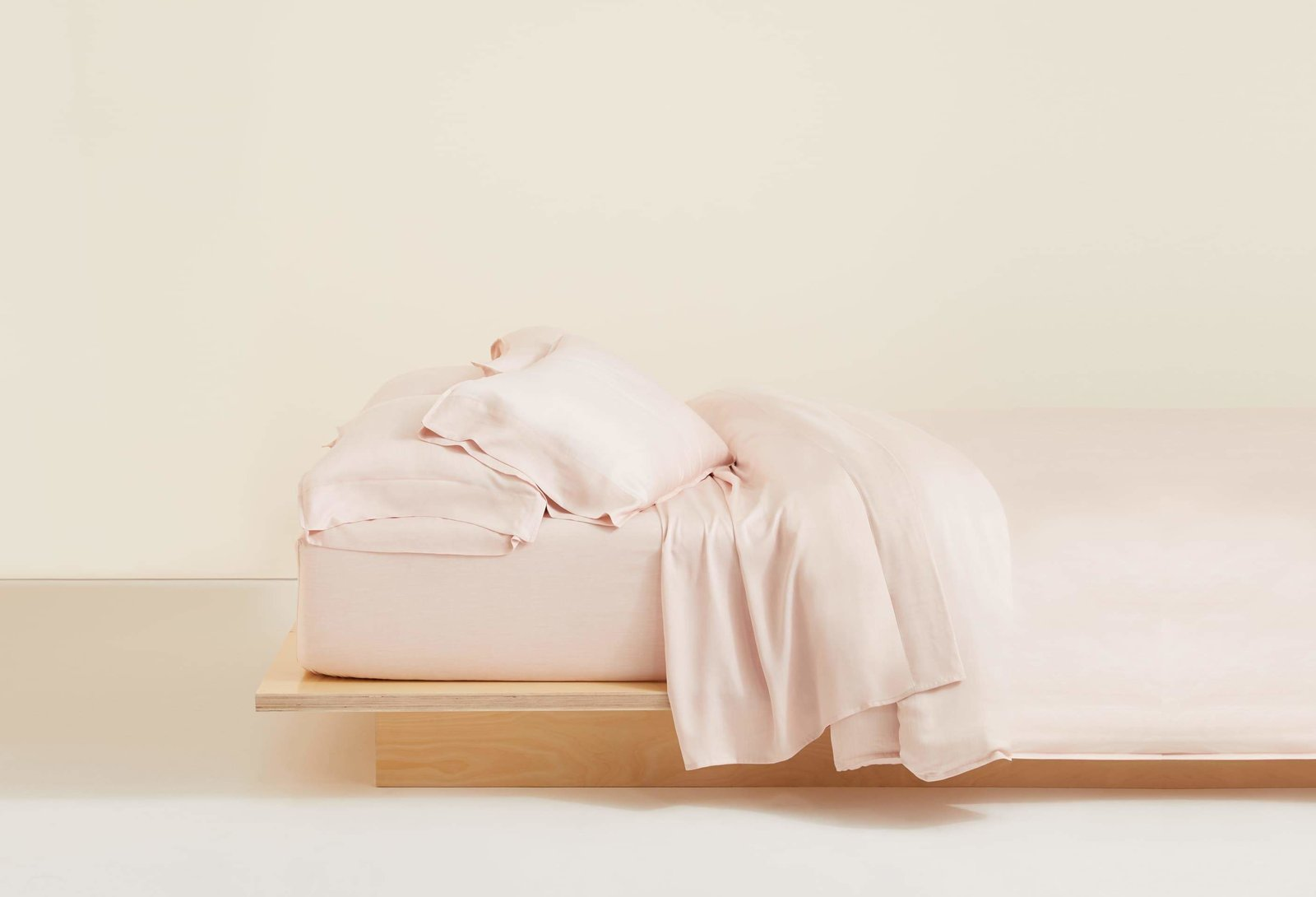 These New Sherbet-Colored Sheets Are Your Earth-Friendly Alternative to Basic Bedding