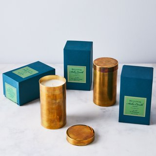 Bellocq Solid Brass Candle