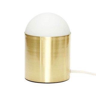 Hübsch Semi-Circle Table Lamp