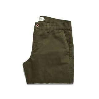 Taylor Stitch Democratic Chino in Organic Olive