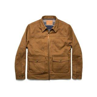 Taylor Stitch Mechanic Jacket in British Khaki