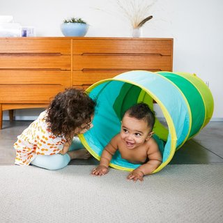 Lovevery The Organic Cotton Play Tunnel