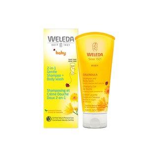 Weleda 2in1 Gentle Shampoo + Body Wash
