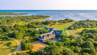 After Years of Renting, the Obamas May Buy This $15M Martha's Vineyard Estate
