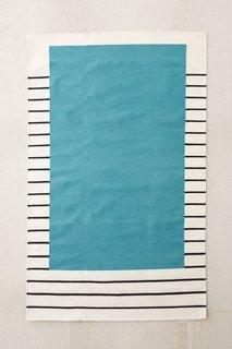 Aelfie Suzanne Flat-Weave Rug