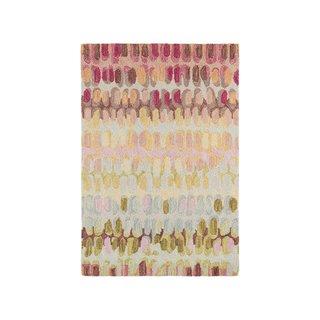 Dash & Albert Paint Chip Hooked Wool Rug