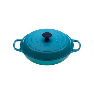 Le Creuset Signature 3 3/4 Quart Enameled Cast Iron Braiser