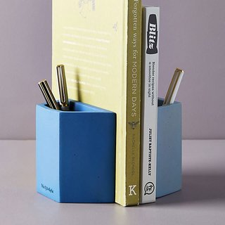 Wit & Delight Concrete Pencil Holder