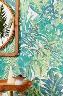 Urban Outfitters Dreamy Jungle Wallpaper