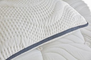 Brentwood Home Oceano Gel Memory Foam Pillow