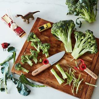Opinel Le Petit Chef Knife Set
