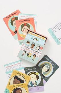 Little People, Big Dreams Learning Cards