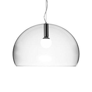 Kartell Transparent FL/Y Suspension Lamp