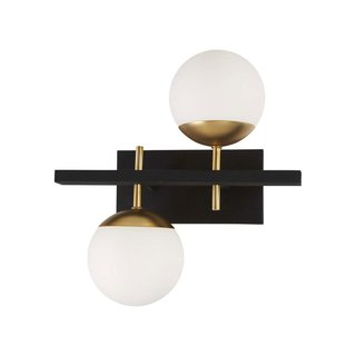 George Kovacs Alluria 2-Light Wall Sconce
