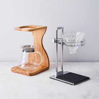 Hario Original V6 Pour Over Dripper and Stand