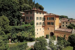 Peek Inside Valentino's Ornate Tuscan Villa, Listed For $13.2M