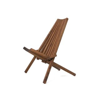 Mexa Maya Wood Lounge Chair