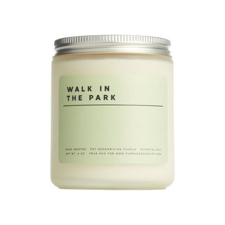Pure + Good Walk in the Park Candle