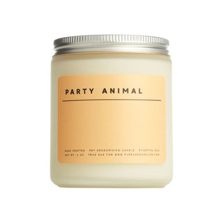 Pure + Good Party Animal Candle