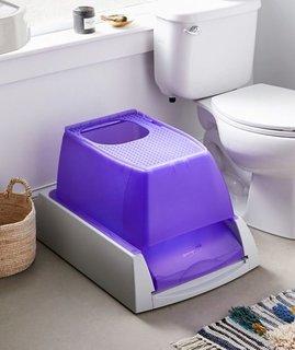 PetSafe Top-Entry Ultra Self-Cleaning Litter Box