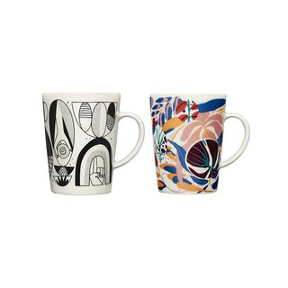 Iittala Graphics Mug Set - GWP