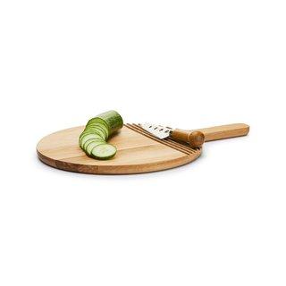 Sagaform Round Oak Cutting Board