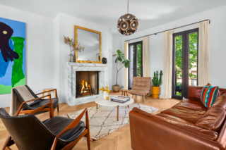 A Fashion Stylist Gave This Brooklyn Duplex a Serious Makeover—Now it's Asking $5M