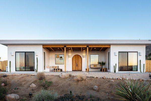 Construction Diary: A Couple Build a Moroccan-Inspired Retreat in Joshua Tree