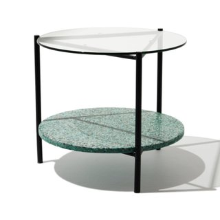 Industry West Terrazzo Side Table