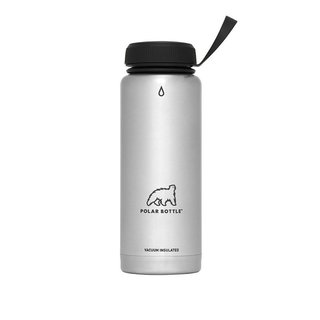 Polar Thermaluxe Vacuum Insulated Stainless 21oz Bottle
