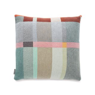 Wallace Sewell Lloyd Lambswool Block Pillow