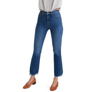 Madewell Cali Demi-Boot Jeans: Comfort Stretch Edition