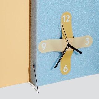 Good Thing Sticker Clock