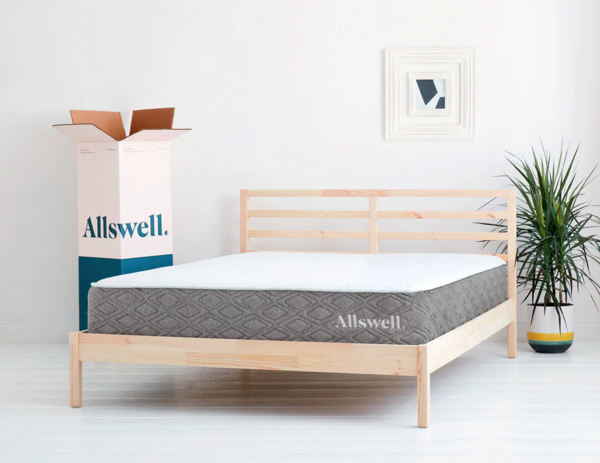 Dreaming of a Cheaper, Better Mattress? This Epic Allswell Sale Can Help