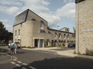 An Eco-Friendly Affordable Housing Project Just Won the RIBA Stirling Prize