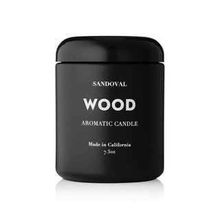 Sandoval Wood Aromatic Candle