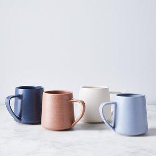 Myrth Ceramics Handmade Porcelain Silhouette Mug