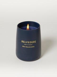 SoH Melbourne Belvedere Navy Matte Candle
