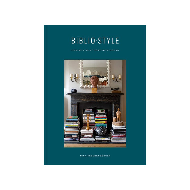 Photo 1 of 1 in Bibliostyle: How We Live at Home With Books