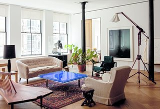 Fashion Designer Philip Lim's NYC Loft Is a Book-Filled Oasis
