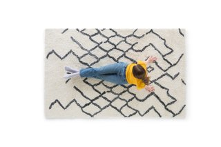 This Popular Sofa Brand Now Makes Affordable, On-Trend Rugs