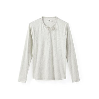 Flint and Tinder Organic Slub Henley